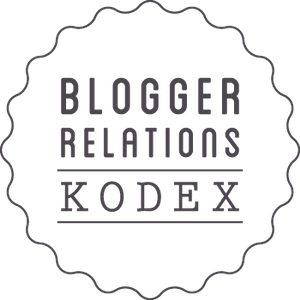 Blogger Relation Kodex
